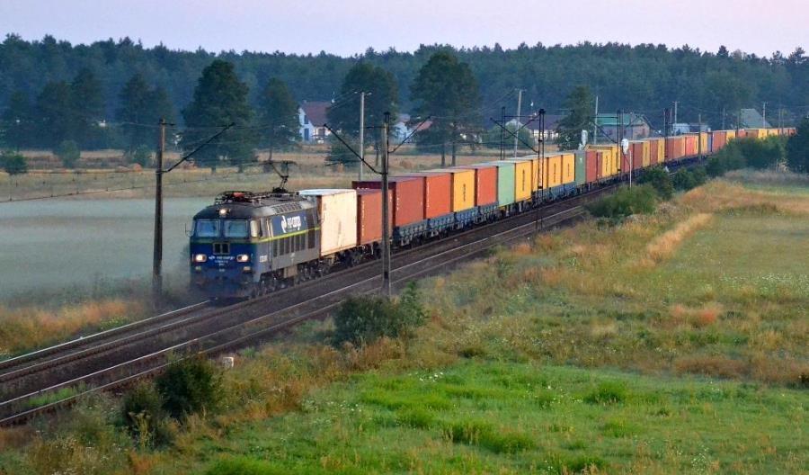 Nowy Jedwabny Szlak: Infrastruktura nie nadąża za przewozami