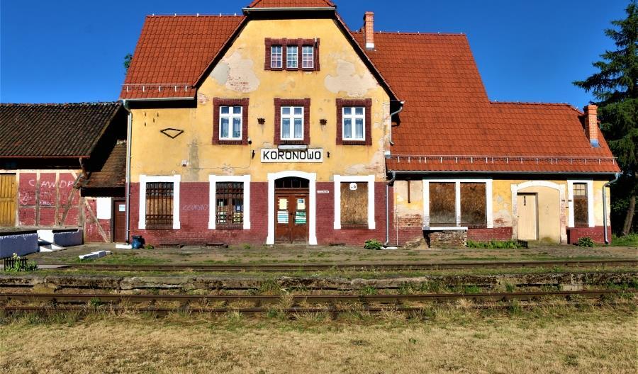 Trwa dyskusja o powrocie kolei pasażerskiej do Koronowa