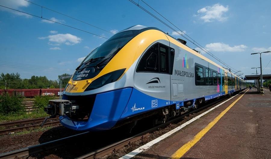 Małopolska po raz trzeci próbuje kupić pociągi. Znów bez udziału KMŁ