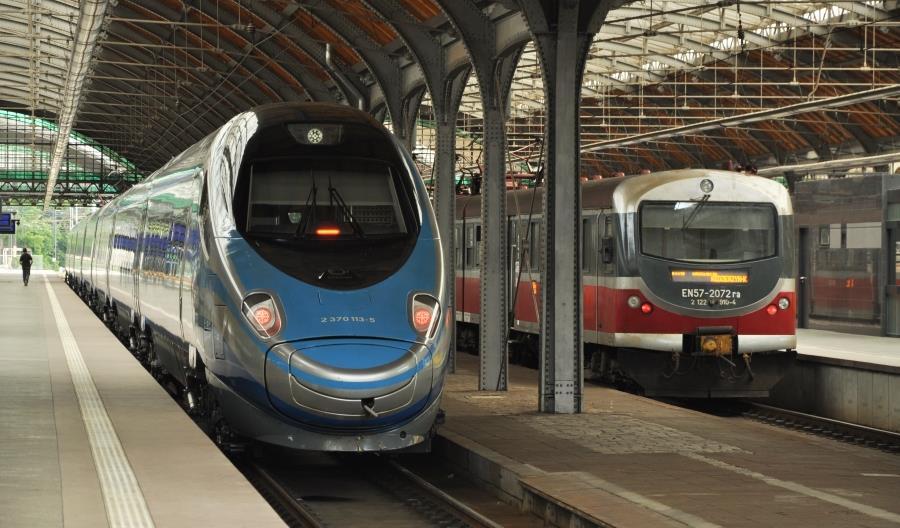 Alstom zainstaluje internet w Pendolino