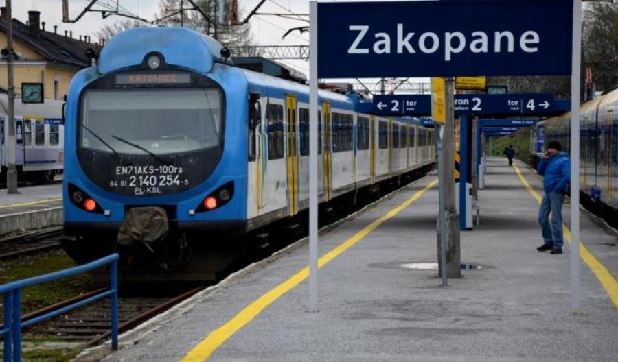 Od 22 czerwca pociągiem znów jeździmy do Zakopanego