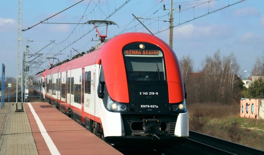 Ograniczenie kursowania pociągów KW aż do 29 sierpnia