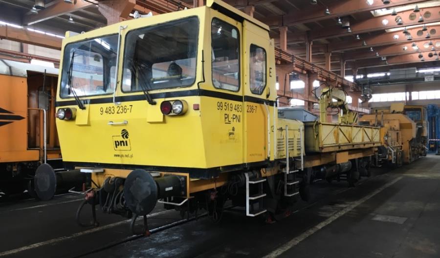 Przedsiębiorstwo Napraw Infrastruktury wraca do PKP PLK
