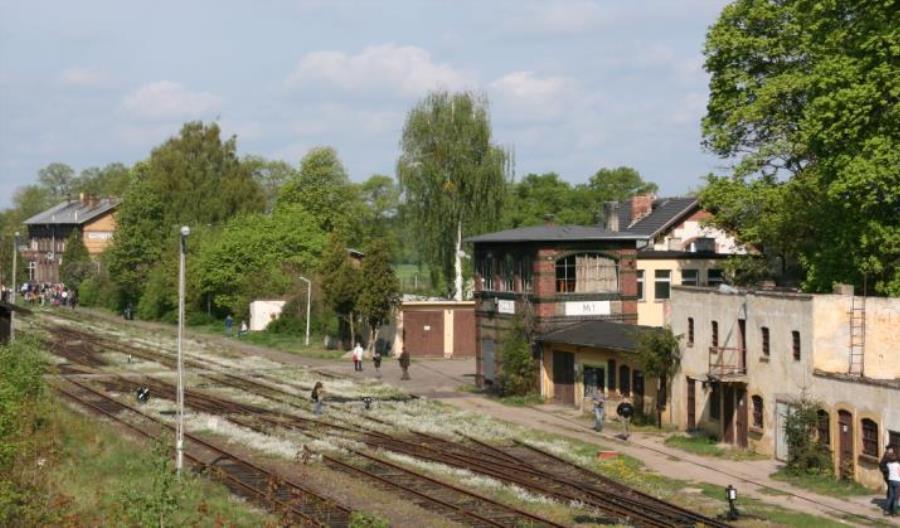 Wielkopolskie: Czy pociągi wrócą do Międzychodu?