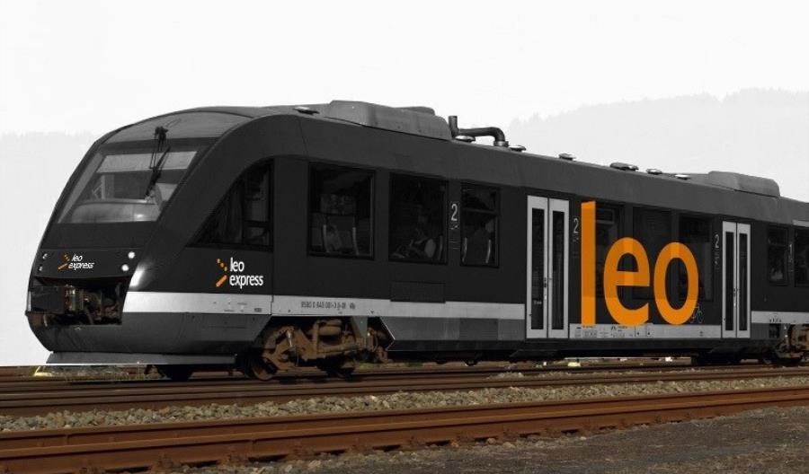 Leo Express wzmocni swoją flotę spalinowymi Lintami
