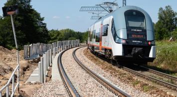 PLK: Od Skarżyska-Kamiennej do Starachowic budowany nowy tor i perony
