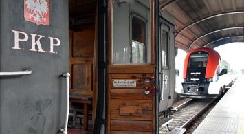 Zdjęcia z obchodów 170 rocznicy przyjazdu pierwszego pociągu do Poznania