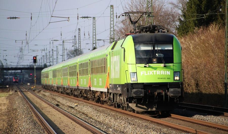 Flixtrain pozwał Deutsche Bahn o praktyki monopolistyczne