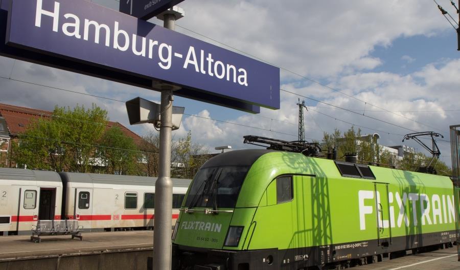 Sukces pociągów Flixtrain w Niemczech