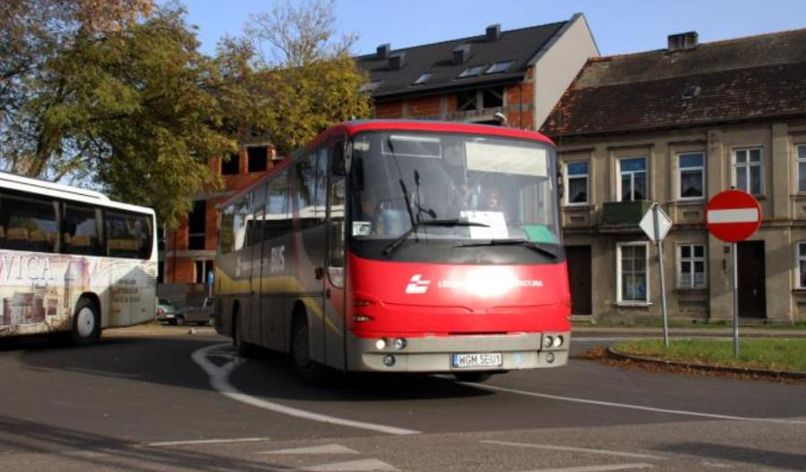 ŁKA: Kierowca autobusu zastępczego wystawi bilet