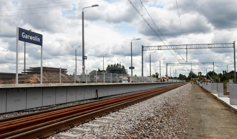 Pociągi między Pilawą a Garwolinem znowu później – od 15 września