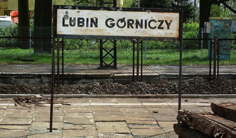 Twardogóra i Lubin: Kolejne korekty nazw stacji na sieci PLK