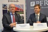 InnoTrans: Pesa i PFR prezentują swoje plany