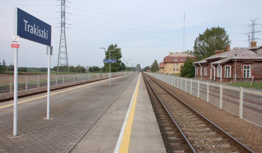 Podlaskie: Rośnie zainteresowanie pociągami na Litwę