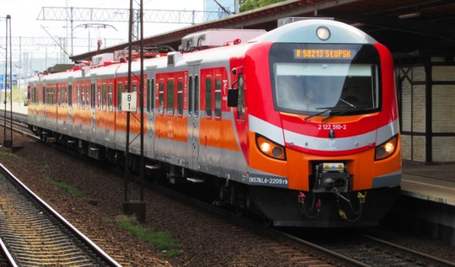 Letni rekord frekwencji w pomorskich pociągach