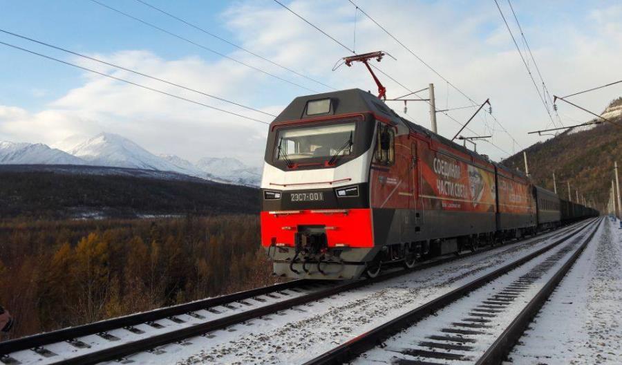Koleje Rosyjskie kupują nowe lokomotywy