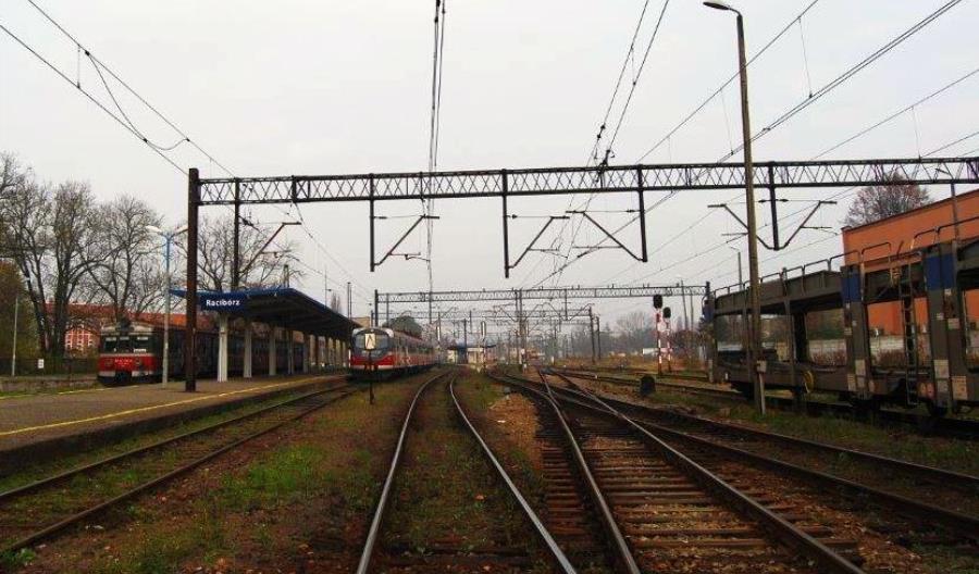 Jest umowa na projekt stacji Racibórz
