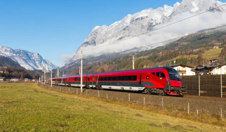 Nowości w austriackim rozkładzie jazdy