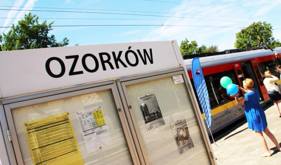 PKP Intercity zatrzymuje część pociągów w Ozorkowie