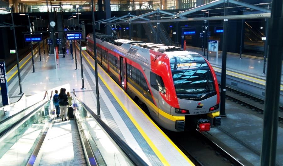 Łódź – Warszawa: PLK wdrażają ERTMS. Utrudnienia także w 2019