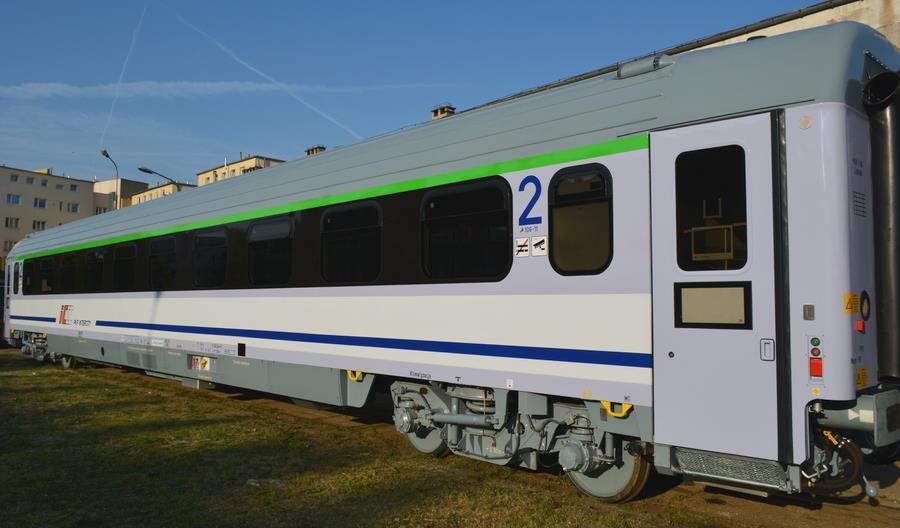 FPS uzyskał zezwolenie na dopuszczenie do eksploatacji wagonów 174A