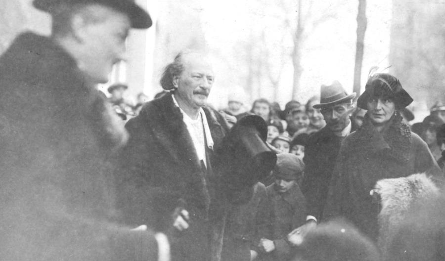 Niepodległa: 100 lat temu Paderewski dotarł koleją na poznański dworzec