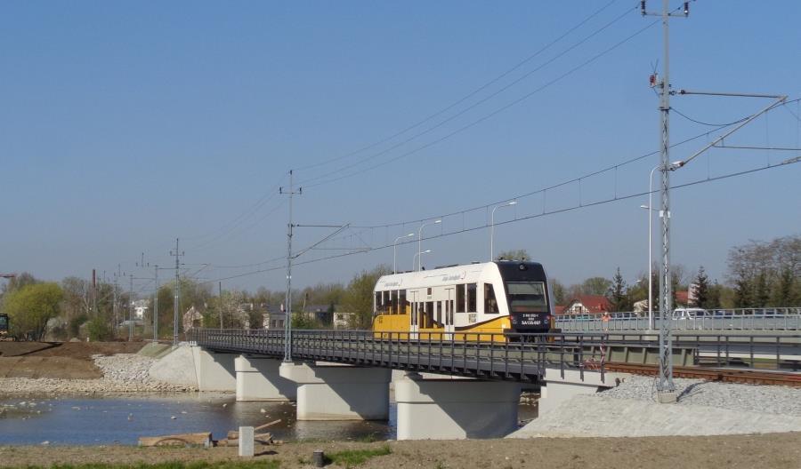 Koleją z centrum Wrocławia przez Wojnów do Jelcza już w 2019 roku