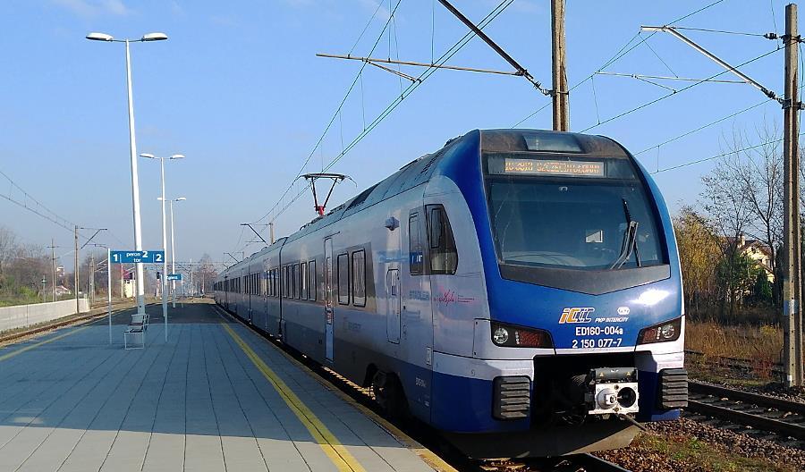 Łódź – Kutno: Zamknięcia na linii od kwietnia 2020