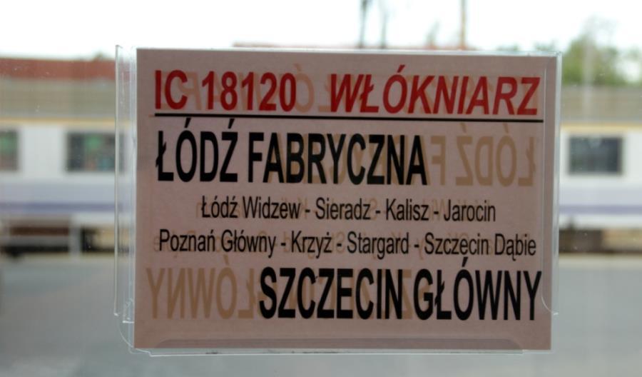 Łódź traci ważne połączenia ze Szczecinem