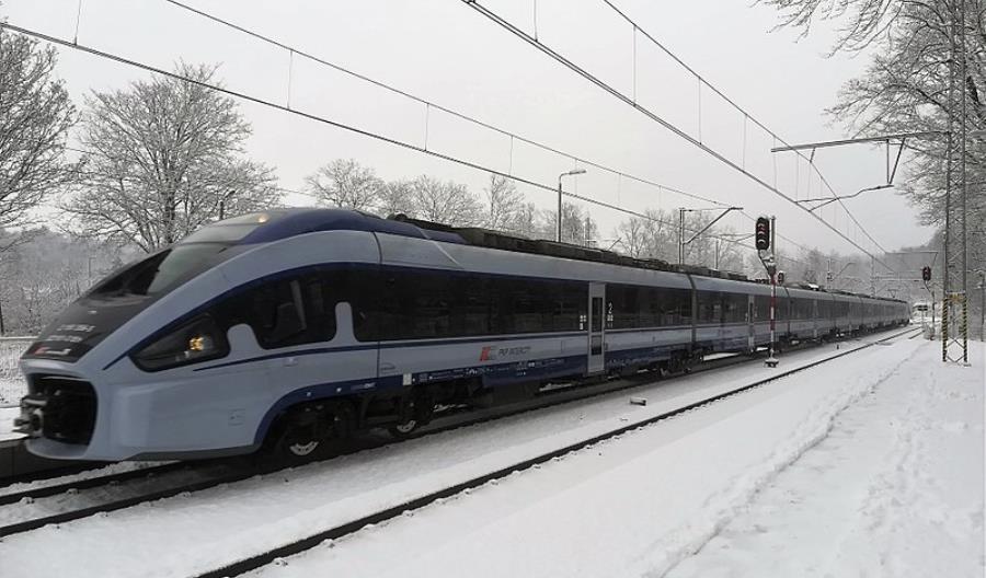 PKP SA: Kolej jest przygotowana do zimy