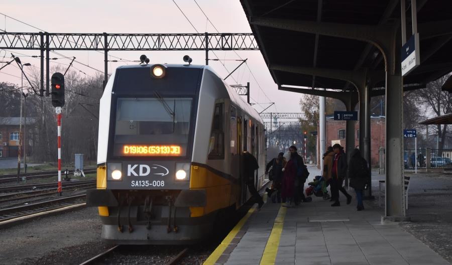 Koleje Dolnośląskie z umową do 2030 roku