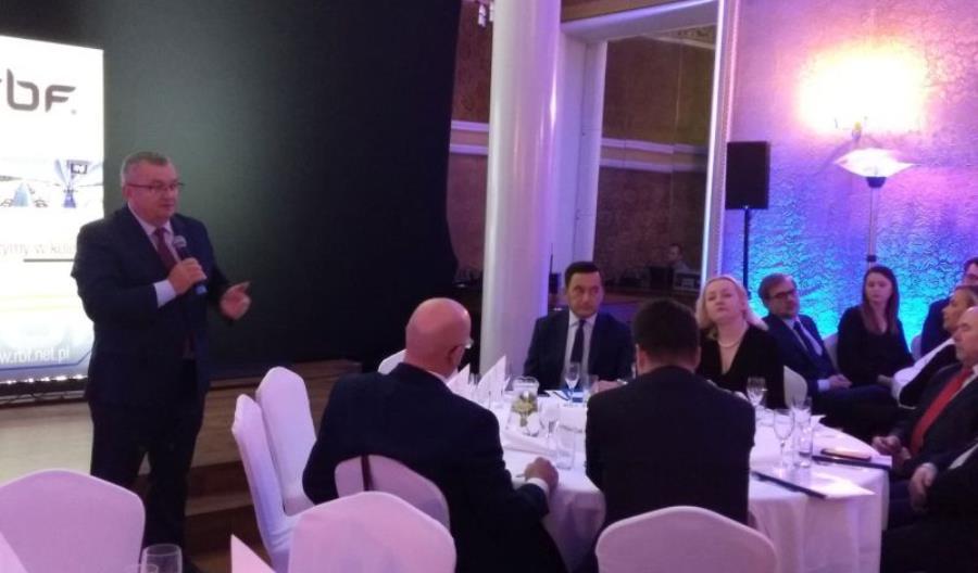 Ministrowie wzięli udział w spotkaniu członków i sympatyków RBF