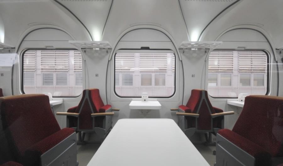 Cegielski przebuduje wagony 1. klasy na restauracyjne [aktualizacja]