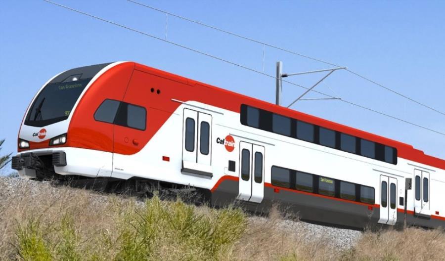 Amerykańska kolej Caltrain wzmacnia swoją flotę