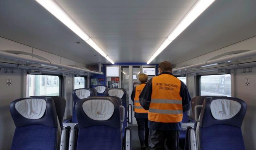 Świąteczne kontrole pociągów