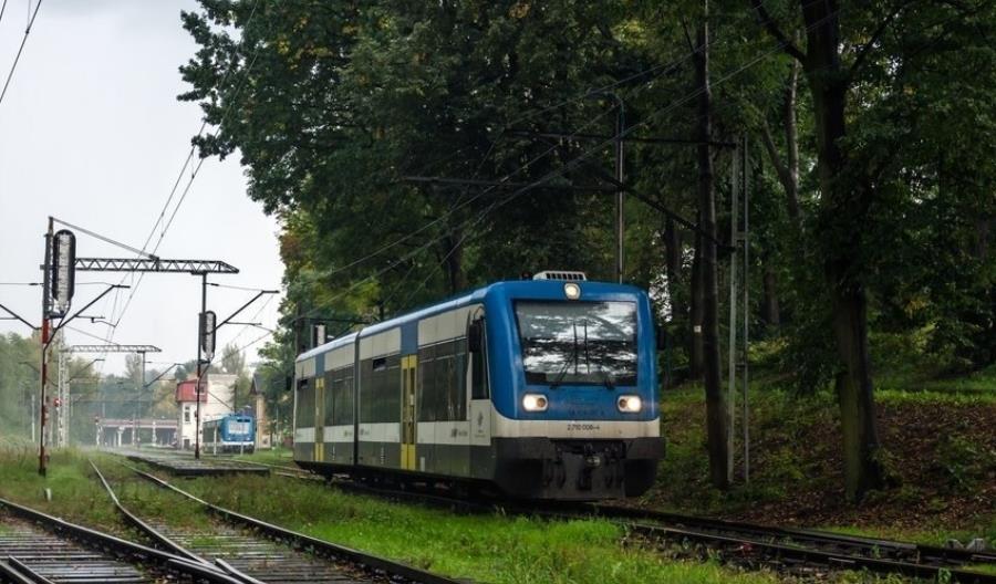 SA109 już w Czechach u GW Train