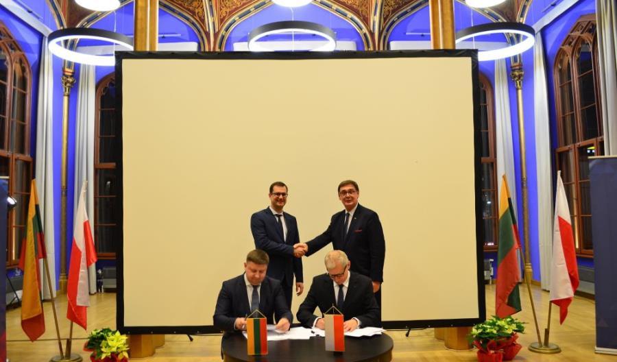 Ułatwienia w ruchu pociągów na Litwę