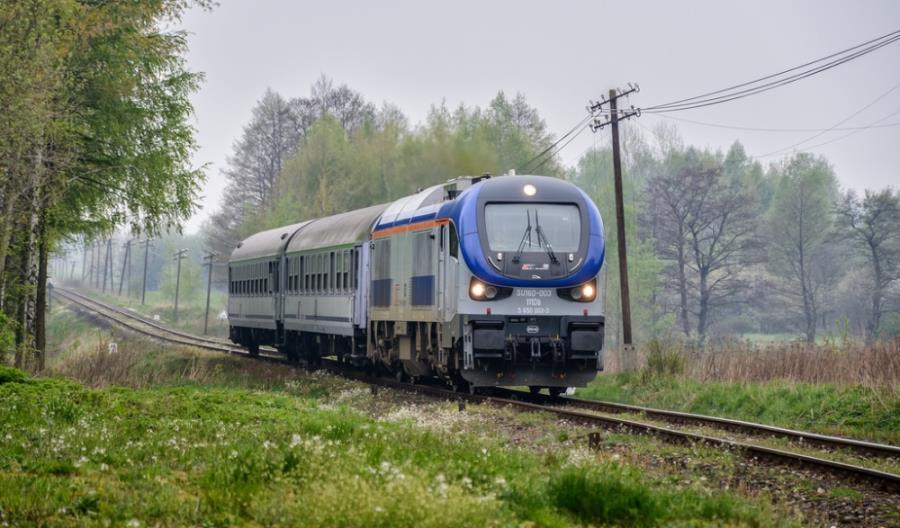 Producent powinien był wymienić silniki lokomotyw Gama?