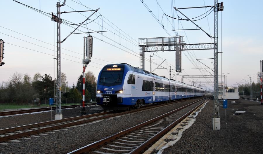 Poważne prace modernizacyjne na linii radomskiej nie wszędzie się rozpoczęły