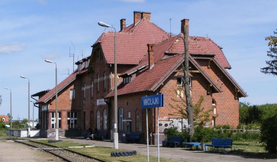 Szansa na powrót kolei do Mrągowa i Mikołajek?