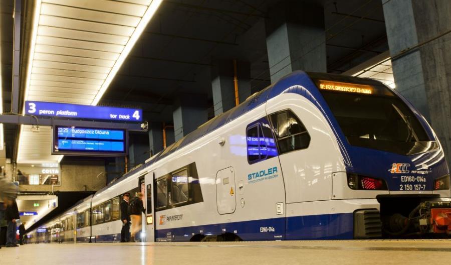 Flirty PKP Intercity przejechały już 20 milionów kilometrów