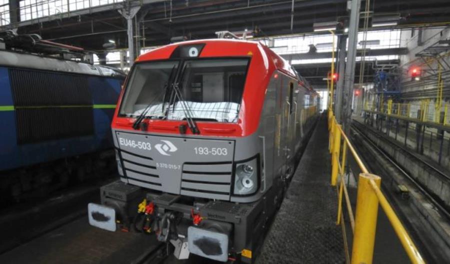 PKP Cargo chce kupić pięć Vectronów