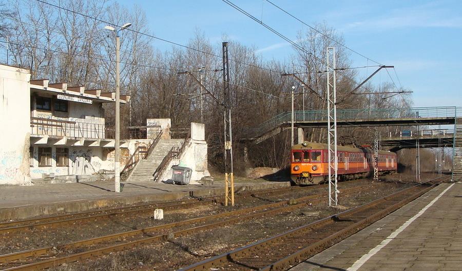 PKP PLK zmodernizuje stację Sosnowiec Dańdówka [aktualizacja]