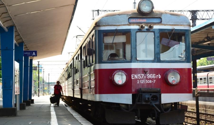 Kolej Plus na Mazurach, ale tylko przy wsparciu lokalnych samorządów