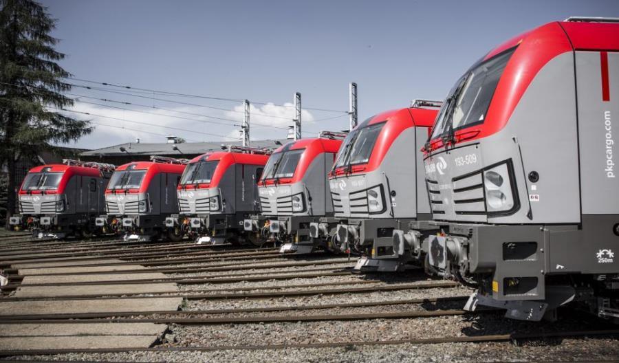 Siemens z umową na nowe Vectrony dla PKP Cargo