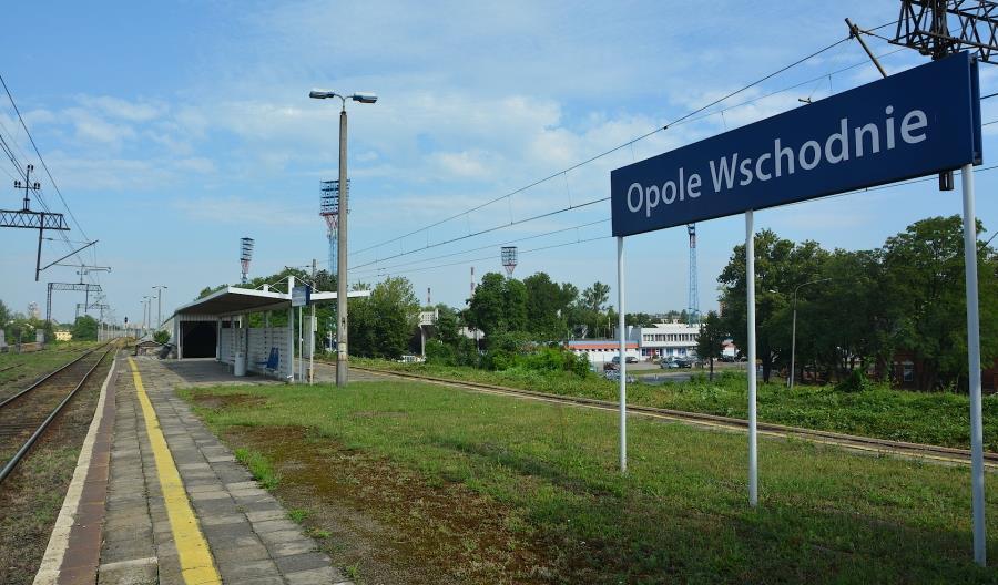 Ruszyły prace przy modernizacji przystanku Opole Wschodnie