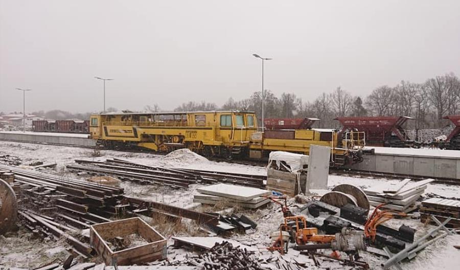 Czy pociągi pojadą w końcu po linii 405?
