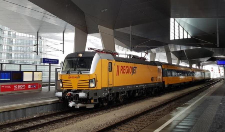 RegioJet: Rekordowe przewozy i wynik finansowy