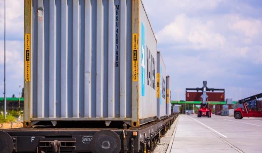 Ukraina: Przewozy kontenerów szybko rosną