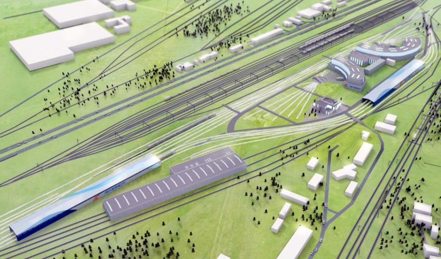 PKP Intercity modernizuje 15 stacji postojowych. Tylko w tym roku wyda 93 mln zł na infrastrukturę